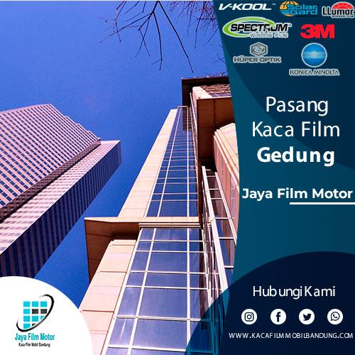 kaca film gedung
